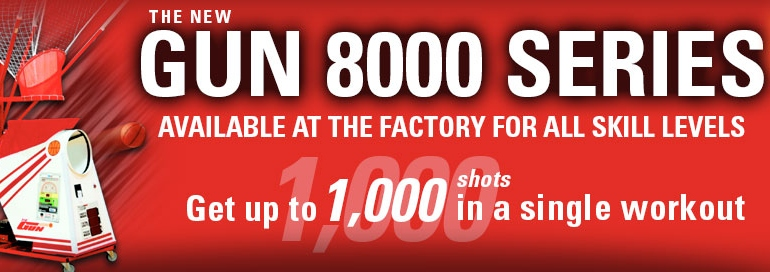 GUN 8000 SHOOTING WORKOUTS